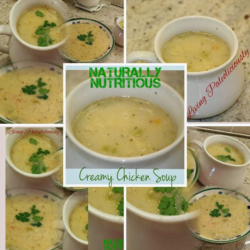 Creamy-chicken-soup