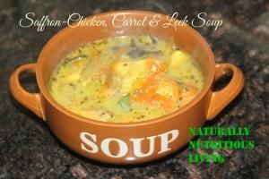 Saff Chicken Soup