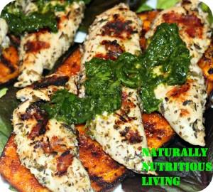 1Garlic lemon herb chicken