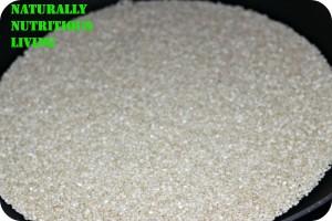 sesame seeds raw