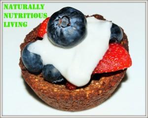 blueberry breakfast cup