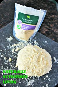 sticky dough